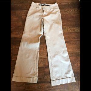 Banana Republic Khaki Trousers
